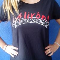 Camiseta Alirón para mujer