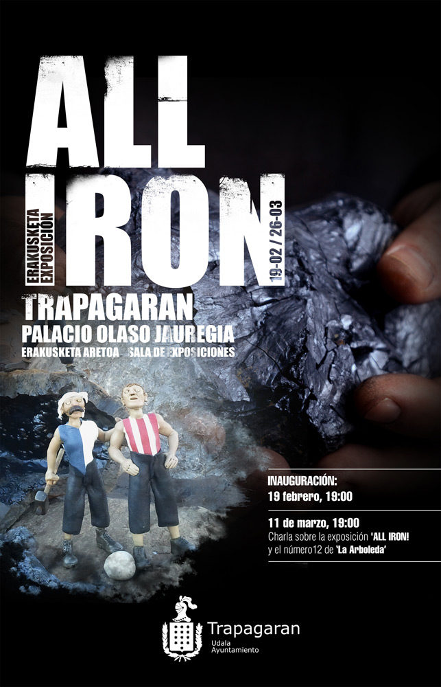 cartel-expo-ALL-IRON-Trapagaran