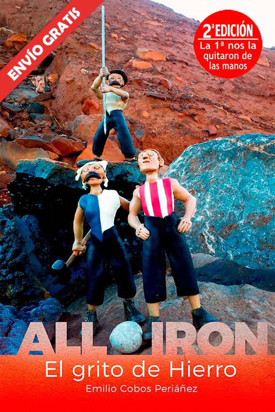 Portada del libro All Iron El Grito de Hierro 2ª Edición